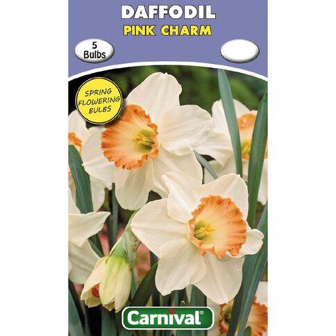 Carnival Daffodil Bulb Pink Charm 5 Pack
