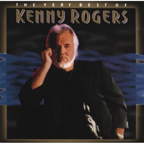 The Very Best of CD by Kenny Rogers 1Disc