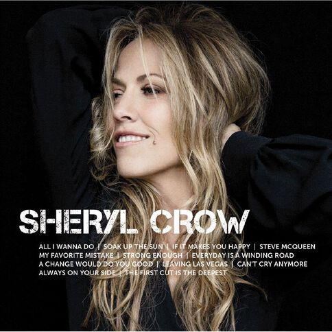 Icon CD by Sheryl Crow 1Disc