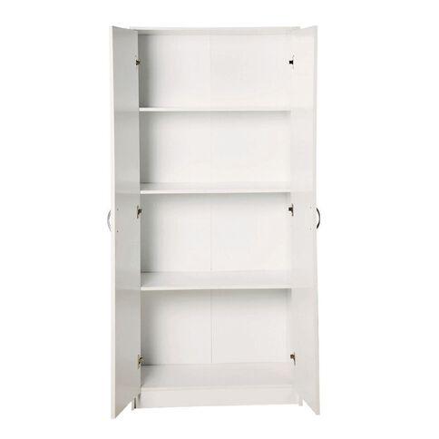 Living & Co Storage Cabinet 792mm W 2 Door 6011