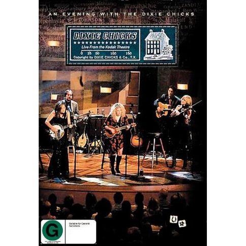 Dixie Chicks An Evening with DVD 1Disc