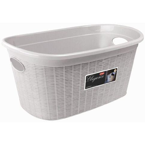 Stefanplast Elegance Basket White