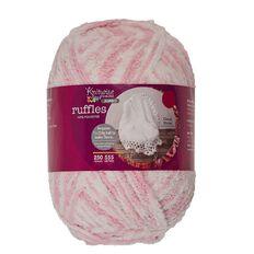 Knitwise Yarn Baby Ruffles Powder Puff Jumbo 250g