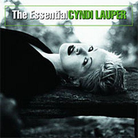 The Essential CD by Cyndi Lauper 2Disc