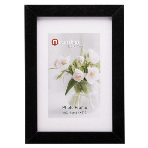 Necessities Brand Photo Frame 4in x 6in