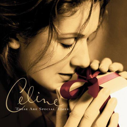 These Are Special CD by Celine Dion 1Disc
