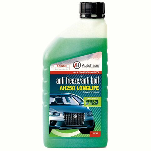 Autohaus Anti-Freeze/Anti-Boil Concentrate AH250 1L