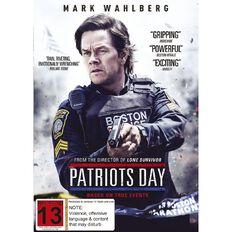 Patriots Day DVD 1Disc