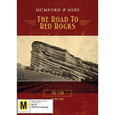 Mumford & Sons The Road to Red Rocks DVD 1Disc