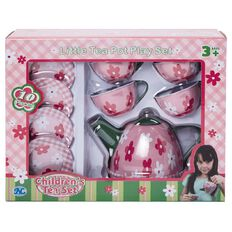 Play Studio Little Tin Tea Set Assorted