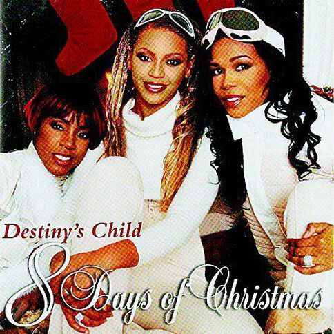 8 Days Of Christmas CD by Destinys Child 1Disc