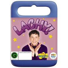 The Wiggles Lachy DVD 1Disc