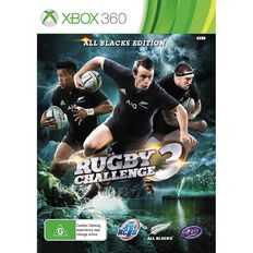 Xbox360 All Blacks Rugby Challenge 3