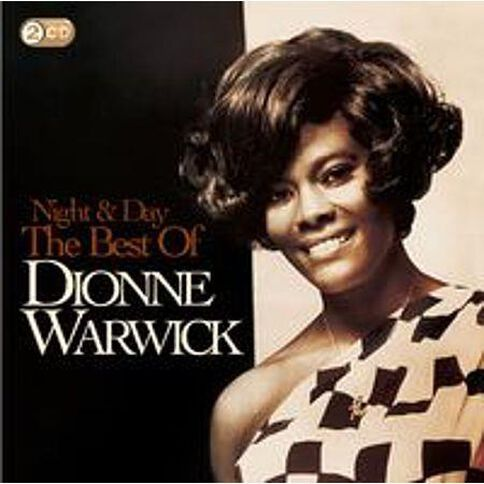 Night & Day The Best of CD by Dionne Warwick 2Disc