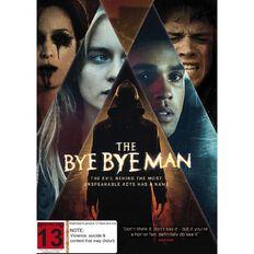 Bye Bye Man DVD 1Disc