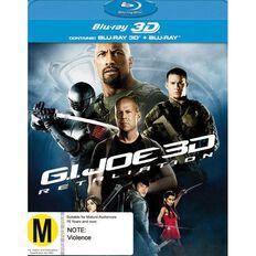 GI Joe Retaliation 3D Blu-ray 2Disc