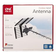 One for All Pro Series HDR Out Door DVB-T Antenna SV9453