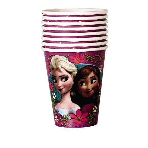 Disney Frozen Cups 266ml 8 Pack