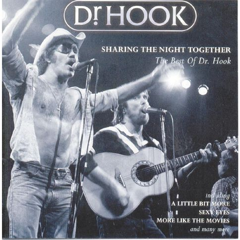 Sharing the Night CD by Dr Hook 1Disc