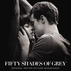 Fifty Shades of Grey CD by Original Soundtrack 1Disc