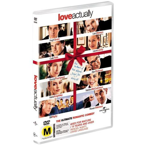 Love Actually DVD 1Disc