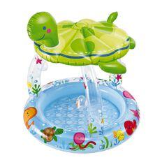 Intex Sea Turtle Shade Baby Pool
