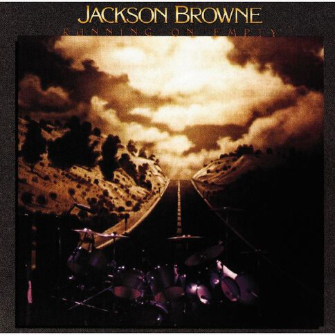 Running On Empty CD by Jackson Browne 1Disc
