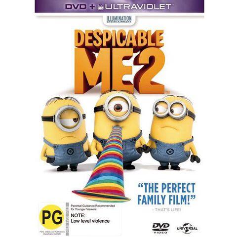 Despicable Me 2 DVD 1Disc