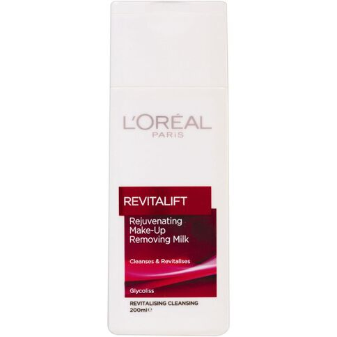 L'Oreal Paris Revitalift Make Up Removing Milk 200ml