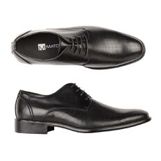 Match Peter Formal Shoes