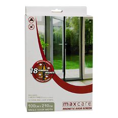 Maxcare Magic Door Screen 1 Pack