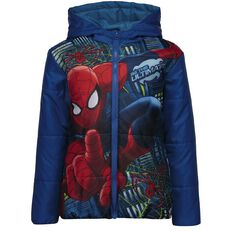 Spider-Man Boys' Be The Ultimate Jacket