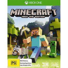 XboxOne Minecraft