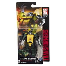 Transformers Generations Legends Titans Return Assorted