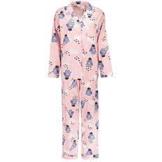 Disney Women's Eeyore Flannelette Pyjamas