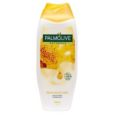 Palmolive Milk & Honey Replenishing Shower Gel 500ml