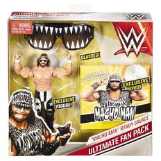 WWE Ultimate Fan Pack Assorted