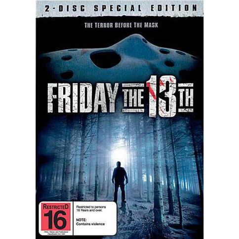 Friday The 13th Special Edition DVD