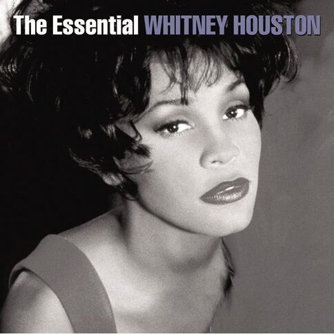 The Essential CD by Whitney Houston 2Disc