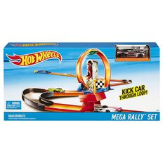 Hot Wheels Race & Rally 3-1 Assorted