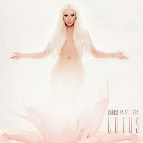 Lotus (Deluxe Explicit Edition) CD by Christina Augilera 1Disc
