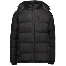 Match Puffer Jacket