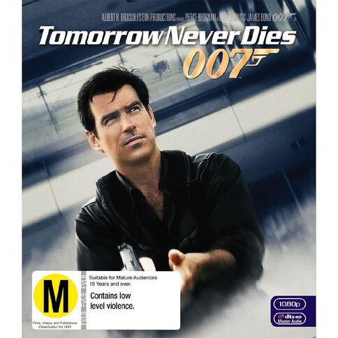 Tomorrow Never Dies 2012 Version Blu-ray 1Disc