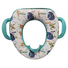 Finding Nemo Disney Soft Potty Toilet Trainer Seat with Handles
