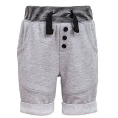Hippo + Friends Toddler Boy Hipster Shorts