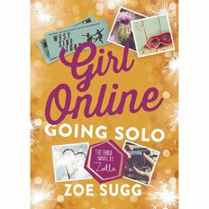Girl Online #3 Going Solo by Zoe Sugg