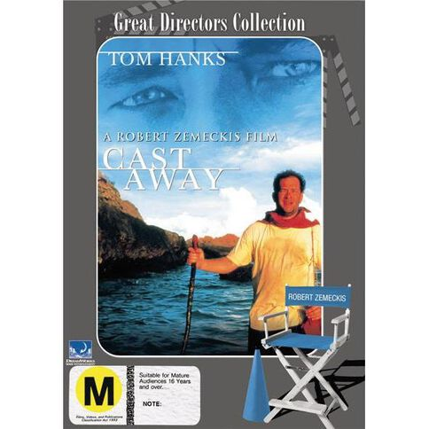 Cast Away Great Directors Collection DVD 1Disc