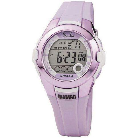 Mambo Ladies' Watch Purple Divine