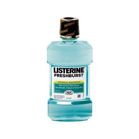 Listerine Mouthwash Freshburst 250ml