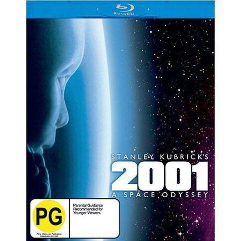 2001: Space Odyssey Blu-ray 1Disc
